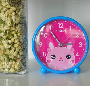 students plastic desk alarm clock