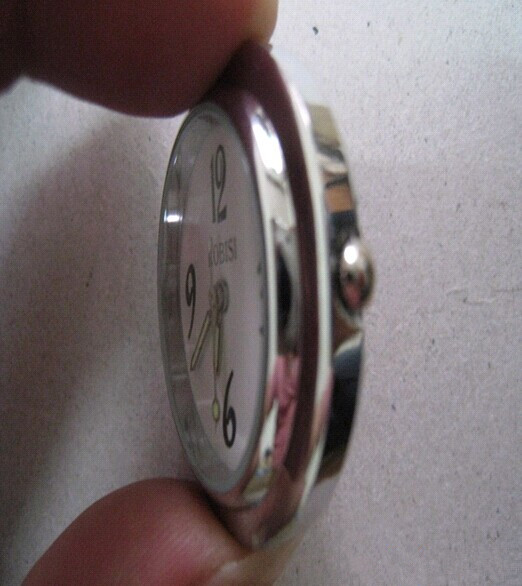 alloy quartz watch head,watch head ,quartz watch head